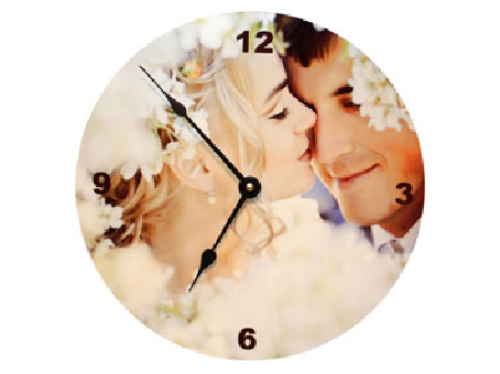 часы с вашим фото