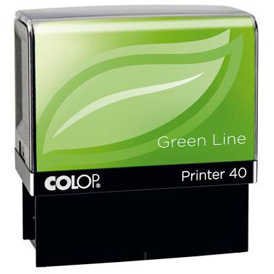 Printer40 NEW Green Line