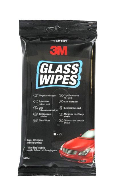 3M™ Салфетки для очистки стекол